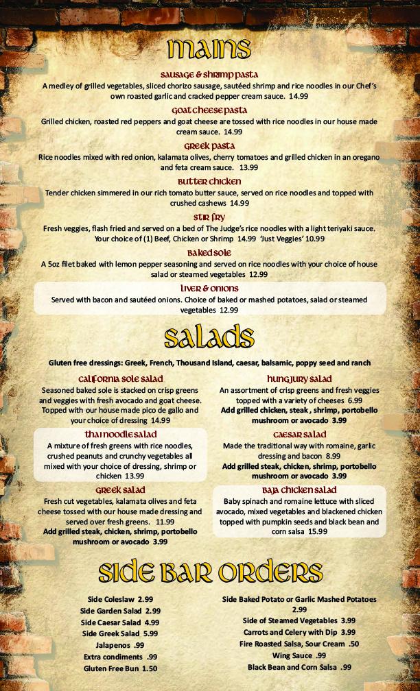 menu 2016 gluten free.cdr